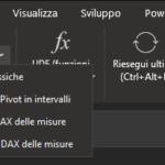 Tabelle Pivot / DAX